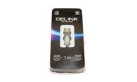 Шнур Delink HDMI-HDMI 1 м, v. 2.0 (4K)